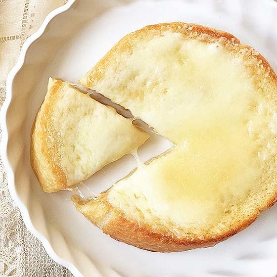 フレンチトースト チーズ カット