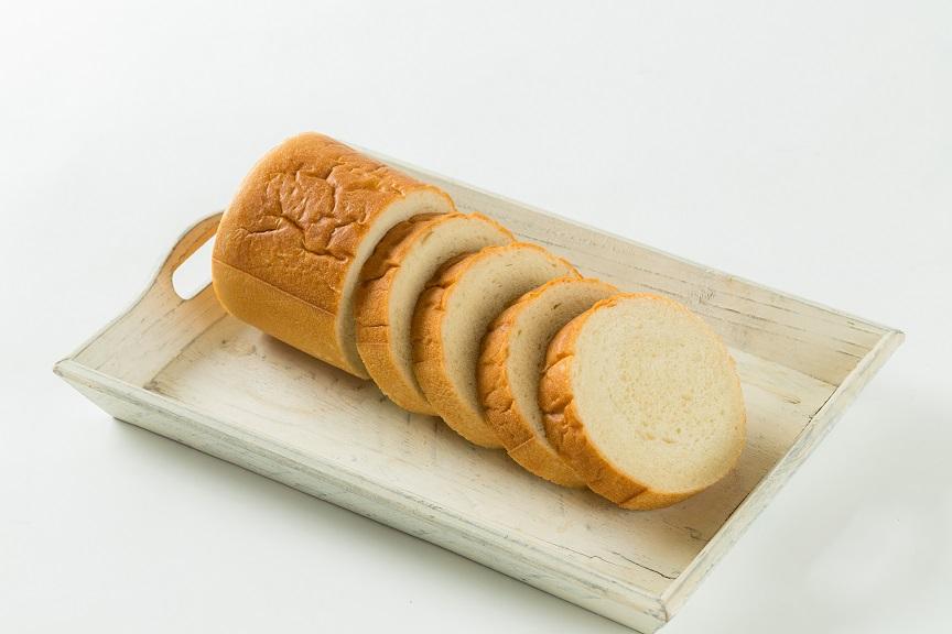食パン 北海道産小麦 天然酵母 丸形