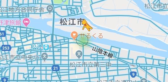せるくる google map